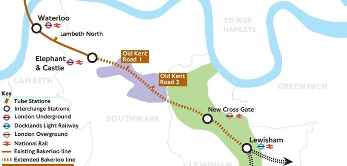 Have your say on the Bakerloo Line Consultation