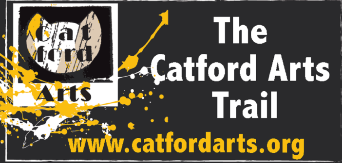 Please pledge and support Catford Arts Trail 2017