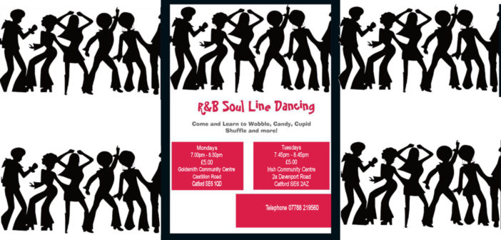 R&B Line Dancing – New class starting in April
