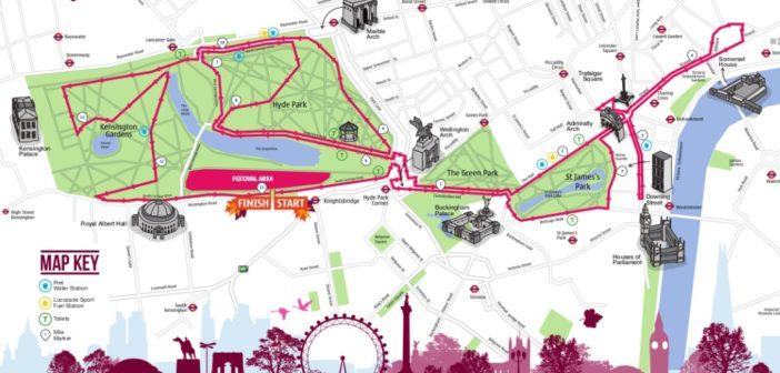 Run For Ella- The Royal Parks Half Oct 2017
