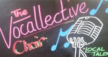 A night of live music with local musicians – THE VOCALLECTIVE CHOIR! at Corbett Library Catford