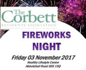 Catford Fireworks Event