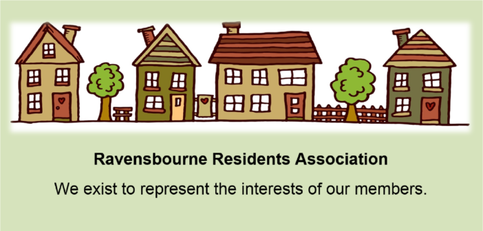 Ravensbourne Residents Association – Next members meeting 1st March 2018
