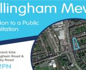 Bellingham Mews Development Public Consultation Exhibition