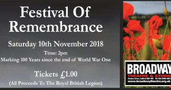 Festival Of Remembrance – Broadway Theatre Catford